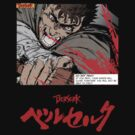 Berserk manga 3 by KeepItStupid