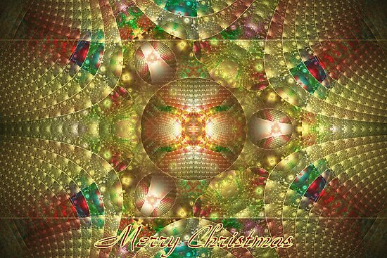 Its Christmas - Card by Sandy Keeton