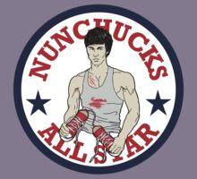 Nunchucks All Star by D4N13L