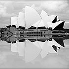 Sydney Opera House by Fern Blacker