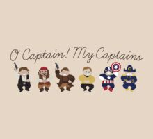 O Captain! My Captains! by forevermelody