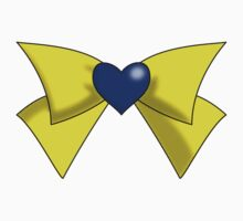 Super Sailor Uranus Bow by trekvix