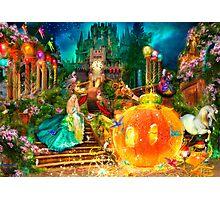 Cinderella Photographic Print