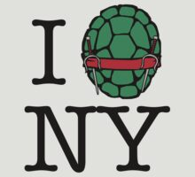 New Yorkers in a Half Shell (The Cool But Rude Edition) by Daniel Rubinstein