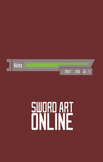Sword Art Online by itinkerbell115