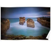 Splendor in the Sea Poster