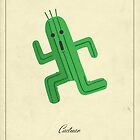 Cactuar by greatskybear
