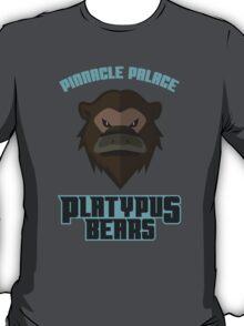 Pinnacle Palace Platypus Bears T-Shirt
