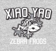 Xiao Yao Zebra Frogs Kids Clothes