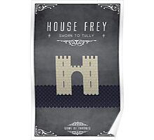 House Frey Poster