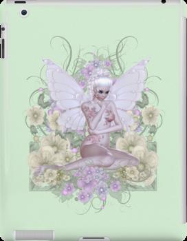 Lost in Dreams .. iPad Case by LoneAngel