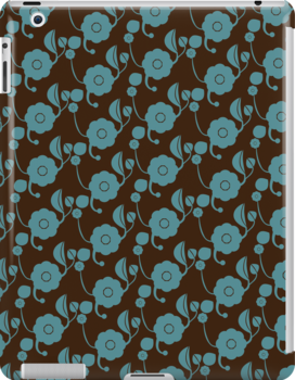Retro combination - retro pattern by CatchyLittleArt