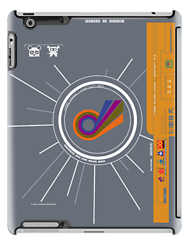 Wipeout 2097 iPad Case by Tgarncarz