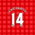 Chicharito (Javier Hernandez) Style Shirt by Aaron Pacey