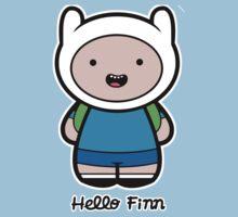 Hello Finn by TeeKetch