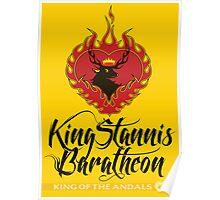 Stannis Baratheon Sigil Poster Poster