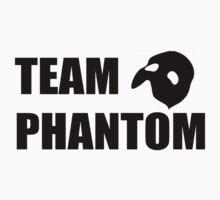 Team Phantom by tothebarricades