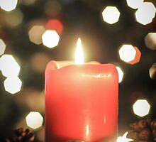 Candlelight by IonaSpence