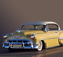 53 Bel Air Hardtop by WildBillPho
