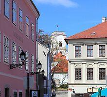 Streets to Bazilika II  by zumi