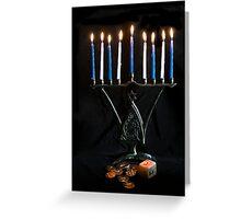 Hanukkah, The Festival of Lights Greeting Card