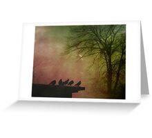 Dawn Greeting Card