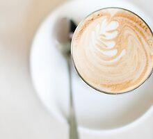 latte art... by geisha