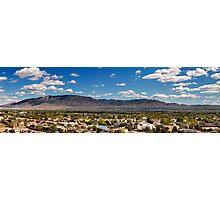 Albuquerque Panoramic Photographic Print