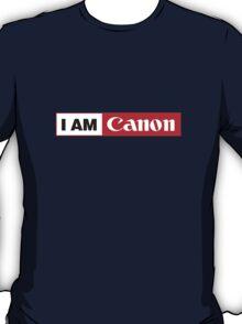 I AM CANON - Camera Shirt T-Shirt