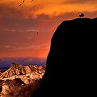 Zabriskie Point .2 by Alex Preiss