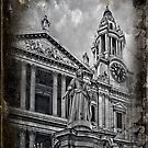St Paul's Cathedral, London by LudaNayvelt