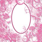Pink Floral by TinaGraphics