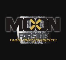 moon farside - radio interferometers by dennis william gaylor