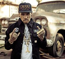 Kid Ink C&C by KeepItRollin