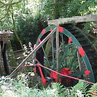 Another wheel at Wheal MArtyn by samantha scantlebury