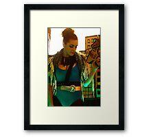 Seven Hundred photo's Halloween - Kings Cross Hotel Framed Print