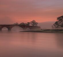The Bridge At Lazonby by Brian Kerr