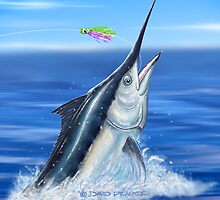 Black Marlin by David Pearce