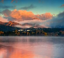 The Skies Of Autumn by John  De Bord Photography