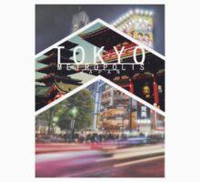 Tokyo Metropolis City by Jamestheamazing