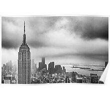 New York - Empire State Building Poster