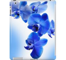 Blue Orchid iPad Case/Skin