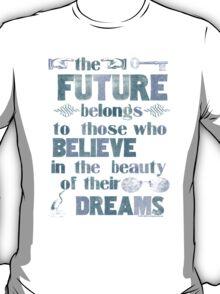 Future - dark blue T-Shirt