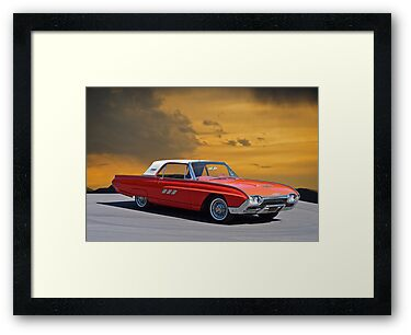 1963 Ford Thunderbird by DaveKoontz