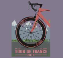Tour De France Bike Kids Clothes