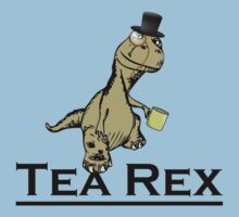 Tea-Rex by ScottW93