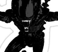 Alien Xenomorph Sticker