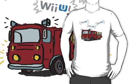 WiiU! WiiU! WiiU! (Basic) by Quartzite