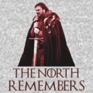 the north remembers red by red-rawlo