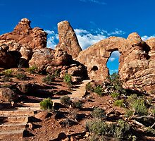 Turret Arch by Marty Straub